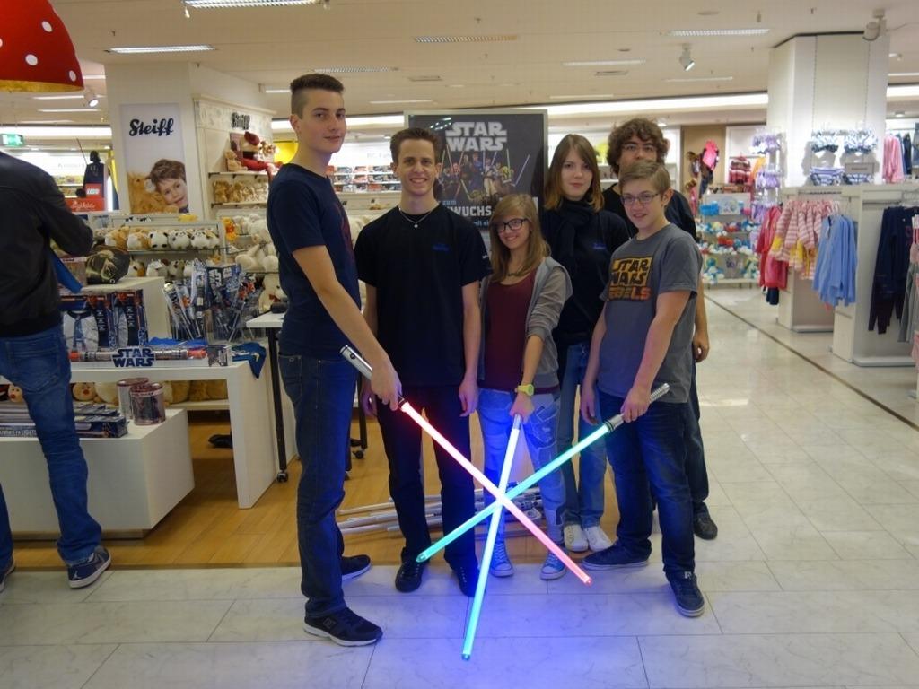 Hasbro und Saberproject auf Deutschlandtour – 2013