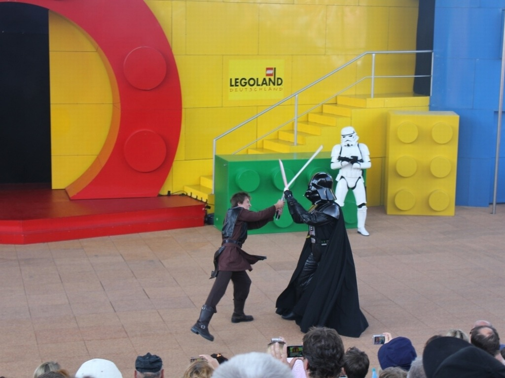 Legoland 2011 – Tag 4