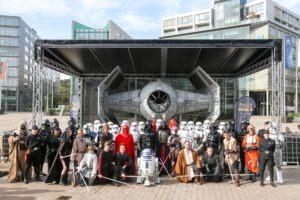 Star Wars Rebels Premiere Köln 2014