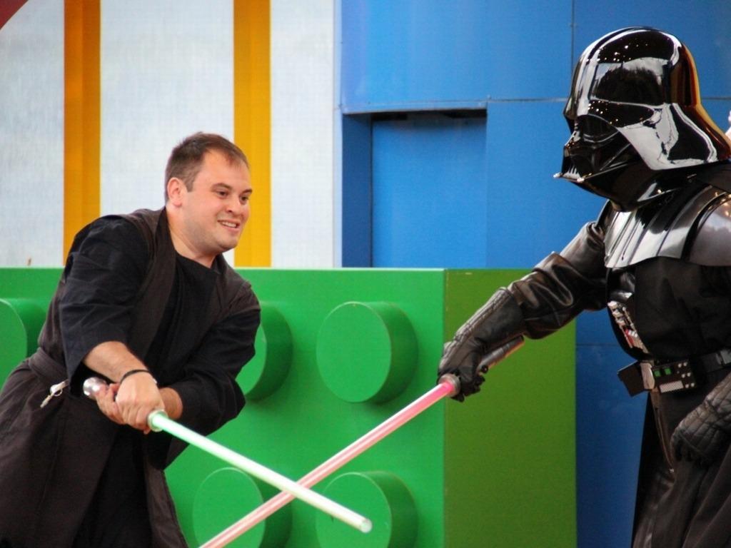 Legoland 2012 –  Tag 1