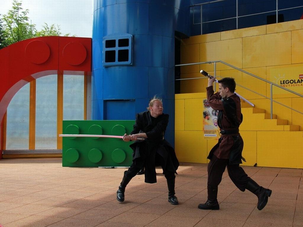 Legoland 2012 – Tag 2