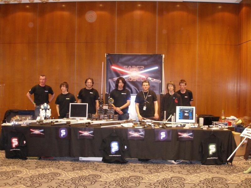 Jedi-Con 2008 – Tag 1