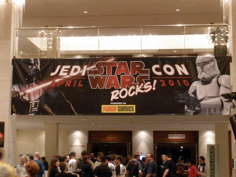 Jedi-Con 2010 – Tag 1