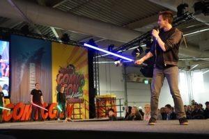 German Comic Con Dortmund Spring Edition