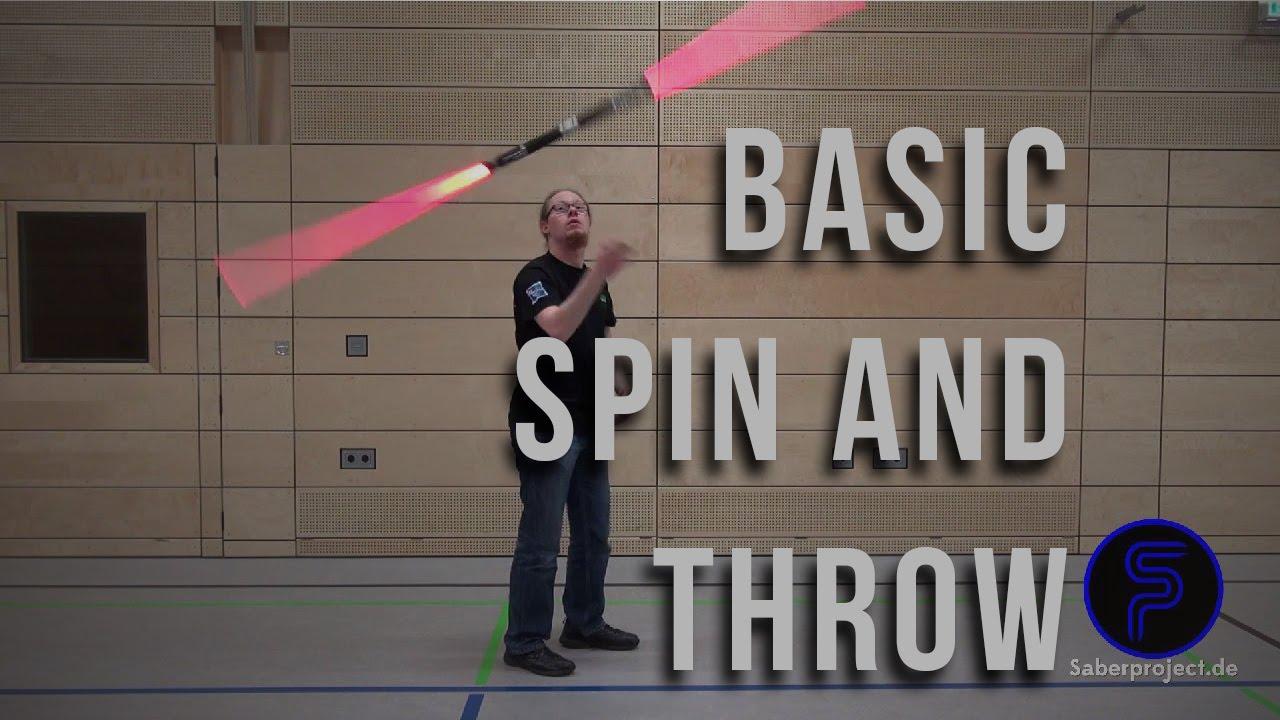 Basic-Spin und Wurf