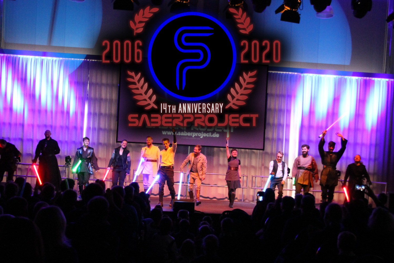 14th Anniversary Saberproject
